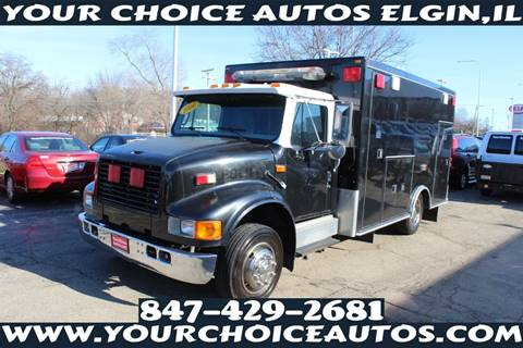 2000 International 4700 for sale in Elgin, IL
