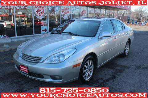 2004 Lexus ES 330 for sale at Your Choice Autos - Joliet in Joliet IL