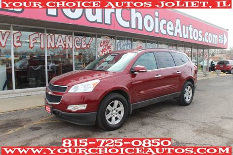 2011 Chevrolet Traverse for sale at Your Choice Autos - Joliet in Joliet IL