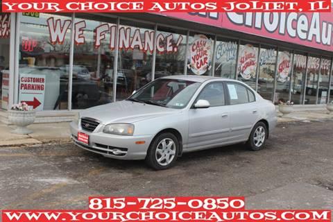 2005 Hyundai Elantra for sale at Your Choice Autos - Joliet in Joliet IL
