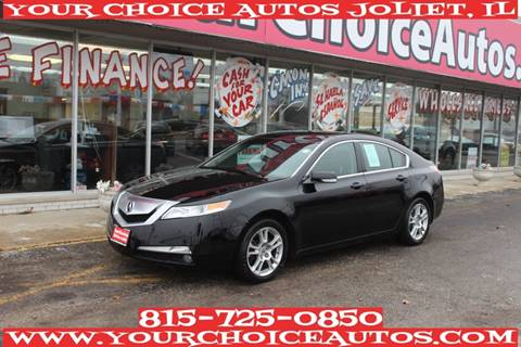 2011 Acura TL for sale at Your Choice Autos - Joliet in Joliet IL