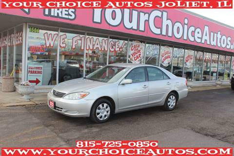 2004 Toyota Camry for sale at Your Choice Autos - Joliet in Joliet IL