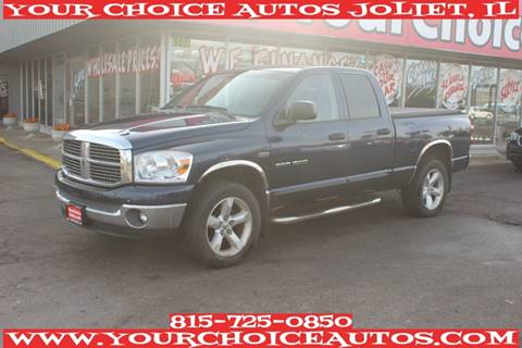 2007 Dodge Ram Pickup 1500 for sale at Your Choice Autos - Joliet in Joliet IL