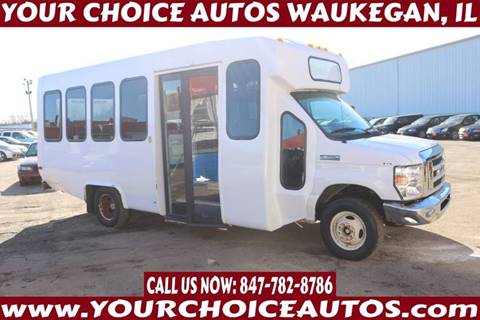 2013 Ford E-Series Chassis for sale at Your Choice Autos - Waukegan in Waukegan IL