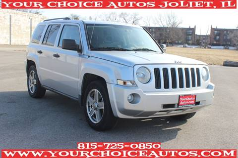 2007 Jeep Patriot Sport for sale at Your Choice Autos - Joliet in Joliet IL