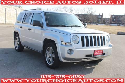 2007 Jeep Patriot Sport for sale at Your Choice Autos - Joliet in Joliet IL