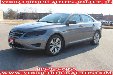 2012 Ford Taurus Limited for sale at Your Choice Autos - Joliet in Joliet IL
