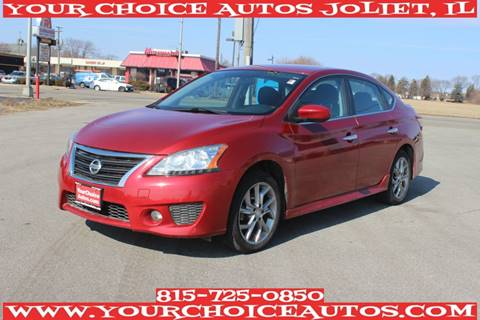 2014 Nissan Sentra SR for sale at Your Choice Autos - Joliet in Joliet IL