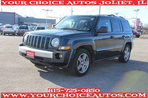 2008 Jeep Patriot Limited for sale at Your Choice Autos in Posen IL