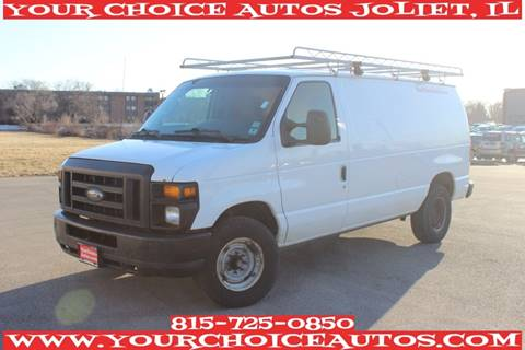 2010 Ford E-Series Cargo for sale at Your Choice Autos - Joliet in Joliet IL
