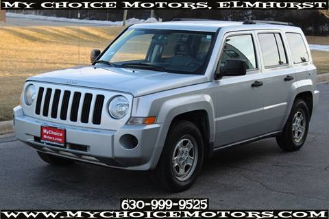 2007 Jeep Patriot Sport for sale at Your Choice Autos - My Choice Motors in Elmhurst IL