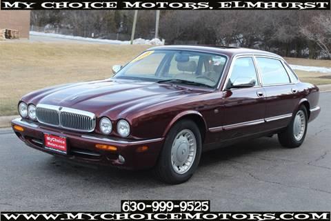 1999 Jaguar XJ-Series Vanden Plas for sale at Your Choice Autos - My Choice Motors in Elmhurst IL