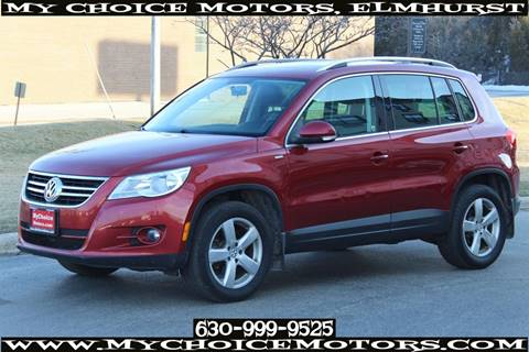 2010 Volkswagen Tiguan SEL for sale at Your Choice Autos - My Choice Motors in Elmhurst IL