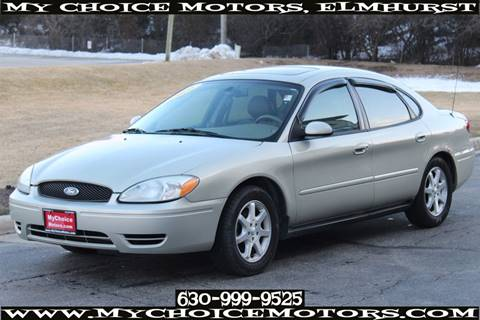 2006 Ford Taurus SEL for sale at Your Choice Autos - My Choice Motors in Elmhurst IL