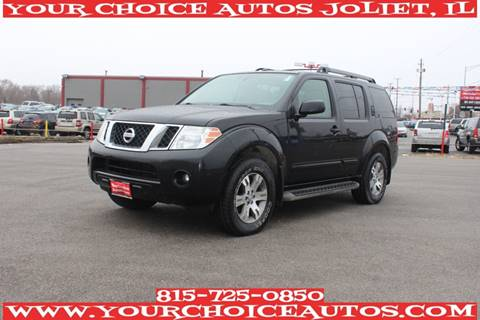 2010 Nissan Pathfinder for sale at Your Choice Autos - Joliet in Joliet IL