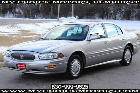 2005 Buick LeSabre Custom for sale at Your Choice Autos - My Choice Motors in Elmhurst IL