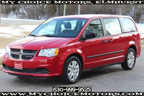 2014 Dodge Grand Caravan SE for sale at Your Choice Autos - My Choice Motors in Elmhurst IL
