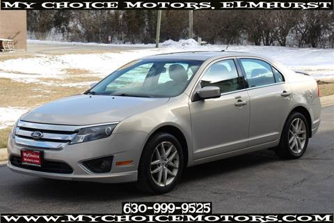 2010 Ford Fusion SEL for sale at Your Choice Autos - My Choice Motors in Elmhurst IL