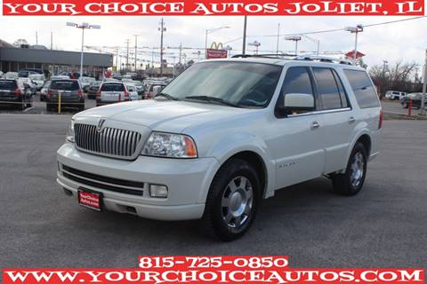 2006 Lincoln Navigator Luxury for sale at Your Choice Autos - Joliet in Joliet IL