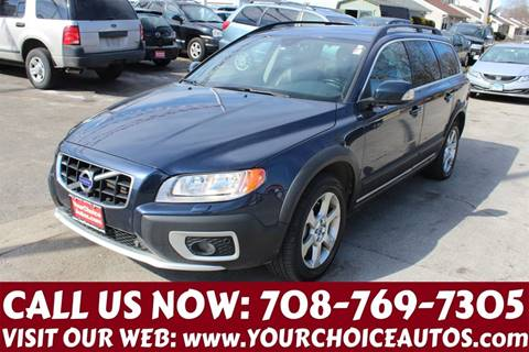 2010 Volvo XC70 for sale at Your Choice Autos in Posen IL