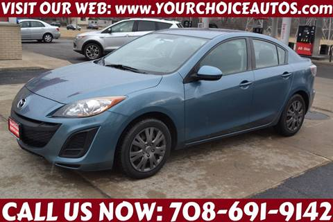 2011 Mazda MAZDA3 for sale at Your Choice Autos - Crestwood in Crestwood IL