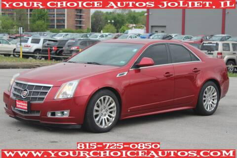 2010 Cadillac CTS for sale at Your Choice Autos - Joliet in Joliet IL