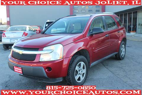 2006 Chevrolet Equinox for sale at Your Choice Autos - Joliet in Joliet IL