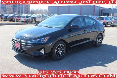 2019 Hyundai Elantra for sale at Your Choice Autos - Joliet in Joliet IL