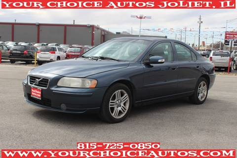 2008 Volvo S60 for sale at Your Choice Autos - Joliet in Joliet IL