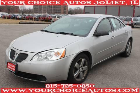 2006 Pontiac G6 for sale at Your Choice Autos - Joliet in Joliet IL