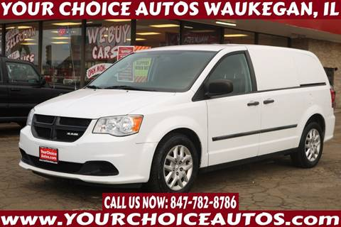 2014 RAM C/V for sale at Your Choice Autos - Waukegan in Waukegan IL