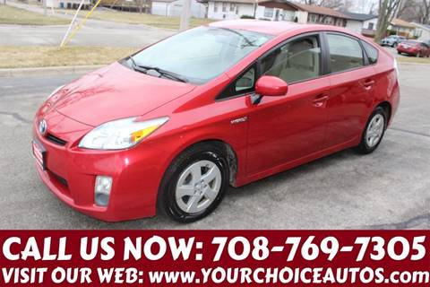 2011 Toyota Prius for sale at Your Choice Autos in Posen IL