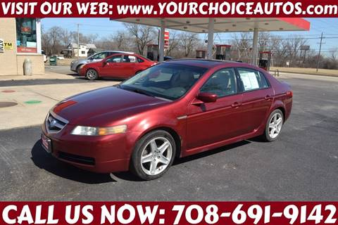 2006 Acura TL for sale at Your Choice Autos - Crestwood in Crestwood IL