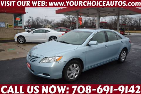 2008 Toyota Camry for sale at Your Choice Autos - Crestwood in Crestwood IL