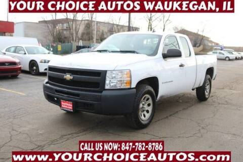 2009 Chevrolet Silverado 1500 for sale at Your Choice Autos - Waukegan in Waukegan IL