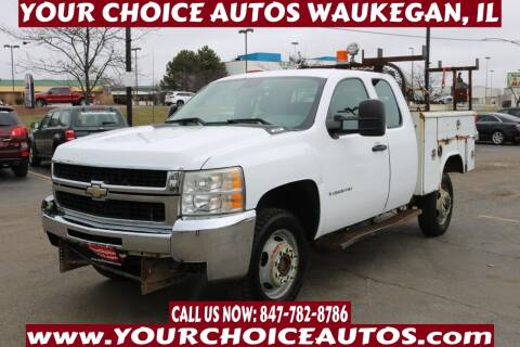 2007 Chevrolet Silverado 2500HD for sale at Your Choice Autos - Waukegan in Waukegan IL