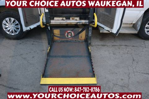 2004 Ford E-Series Cargo for sale at Your Choice Autos - Waukegan in Waukegan IL