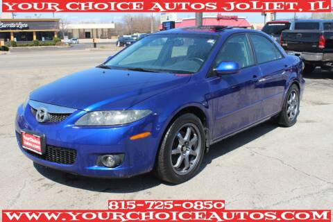 2006 Mazda MAZDA6 for sale at Your Choice Autos - Joliet in Joliet IL