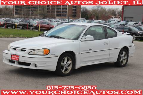 1999 Pontiac Grand Am for sale at Your Choice Autos - Joliet in Joliet IL