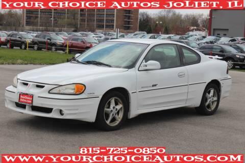 1999 Pontiac Grand Am for sale at Your Choice Autos - Joliet in Joliet IL
