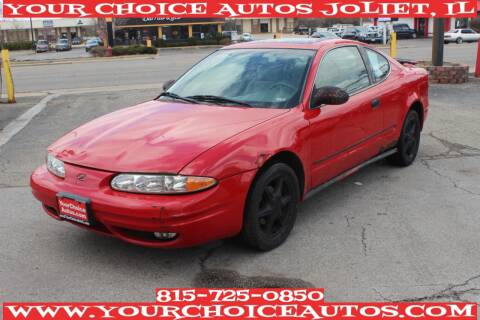 2001 Oldsmobile Alero for sale at Your Choice Autos - Joliet in Joliet IL