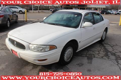 2001 Buick LeSabre for sale at Your Choice Autos - Joliet in Joliet IL