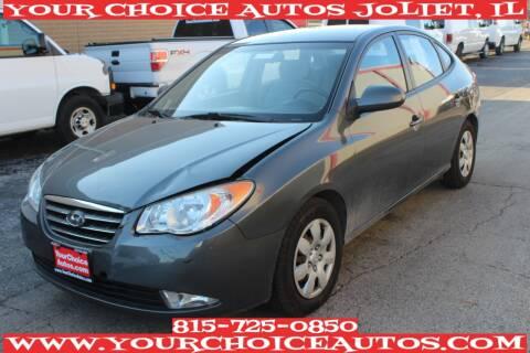 2009 Hyundai Elantra for sale at Your Choice Autos - Joliet in Joliet IL