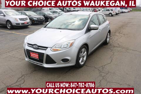 2014 Ford Focus for sale at Your Choice Autos - Waukegan in Waukegan IL