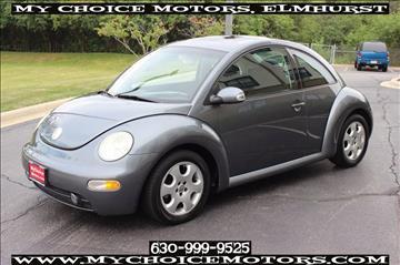 2003 Volkswagen New Beetle for sale in Elmhurst, IL