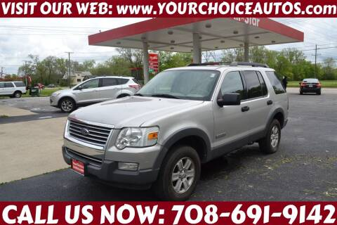 2006 Ford Explorer for sale at Your Choice Autos - Crestwood in Crestwood IL