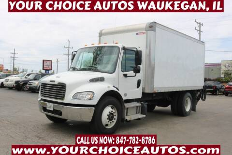 2015 Freightliner M2 106 for sale at Your Choice Autos - Waukegan in Waukegan IL