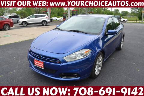 2013 Dodge Dart for sale at Your Choice Autos - Crestwood in Crestwood IL