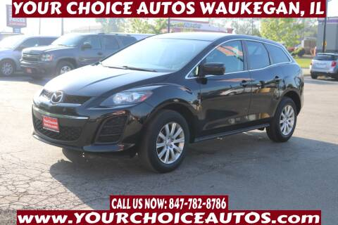 2011 Mazda CX-7 for sale at Your Choice Autos - Waukegan in Waukegan IL