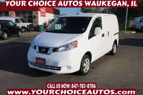 2015 Nissan NV200 for sale at Your Choice Autos - Waukegan in Waukegan IL